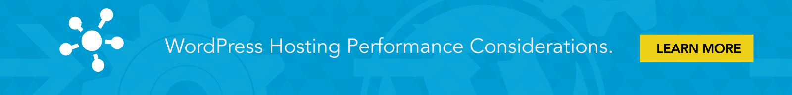 WordPress Hosting Performance Considerations