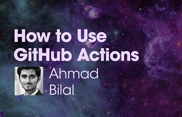Title slide for How to Use GitHub Actions