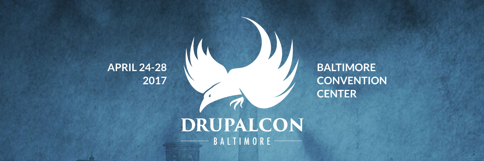 DrupalCon logo screenshot