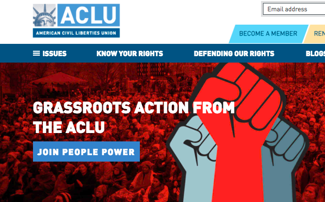 Free Civil Rights Webinar At 3pm 927 >> How The Aclu Keeps Their Site Up Through Traffic Spikes Q A
