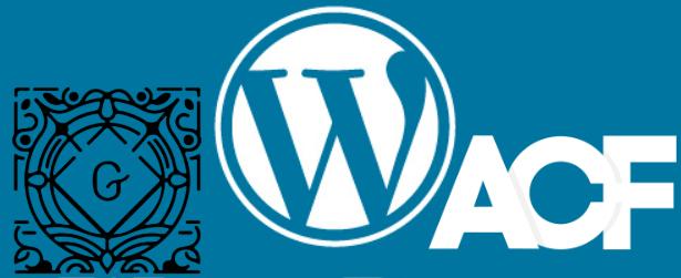 WordPress Gutenberg Editor ACF Logo
