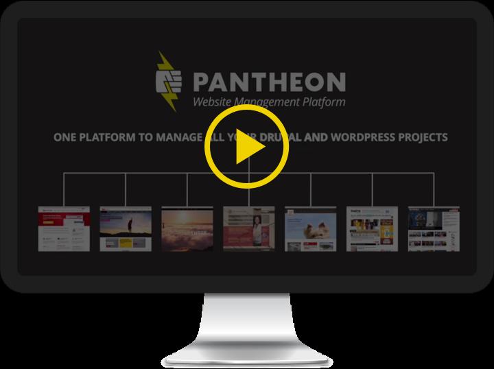 pantheon product demo pantheon
