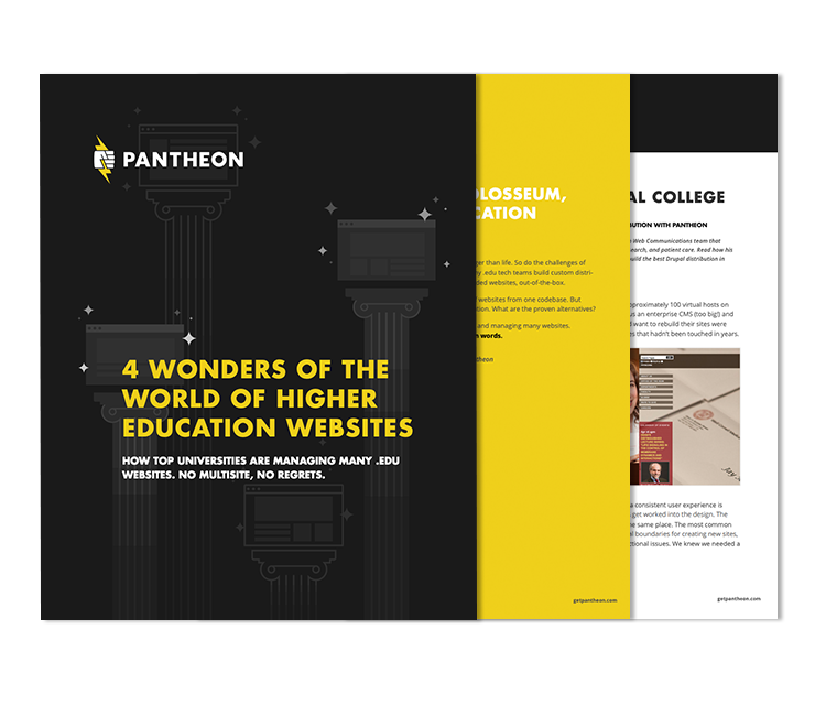 4 Wonders of the Higher Education World | Pantheon