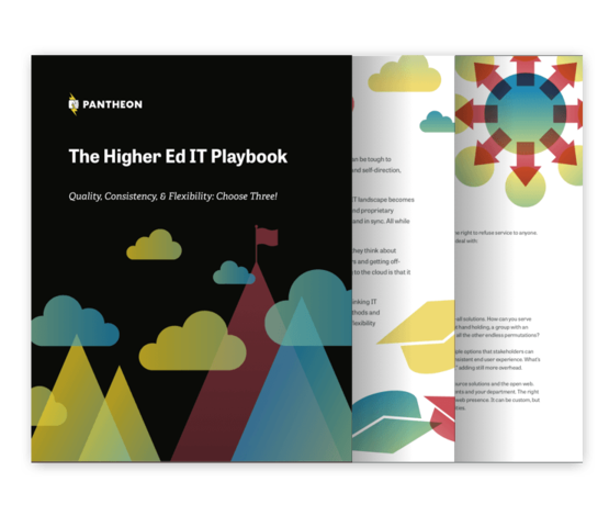 Higher Ed IT Playbook thumbnail