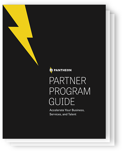 Partner Program to Power Agency Growth | Pantheon