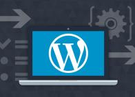 WordPress migration graphics
