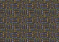 arrow pattern abstract
