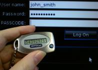 password fields screenshot