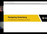 Designing Gutenberg Webinar