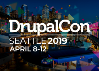 DrupalCon 2019 Seattle Image