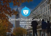 Cornell DrupalCamp Screenshot