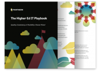 Higher Ed IT Playbook for Revolutionizing Web Infrastructure
