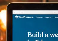 content on wordpress