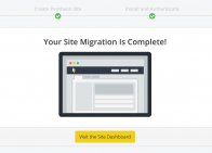 Successful Site Migration