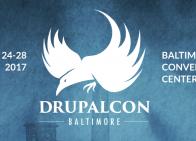 DrupalCon Baltimore logo